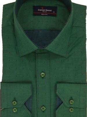 Yeşil Desenli Gömlek